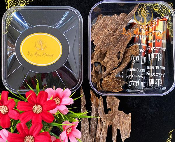 Trầm hương miếng - Cung đình đặc biệt